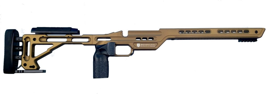 MPA BA CZ-455/457 Chassis - MasterPiece Arms, Inc